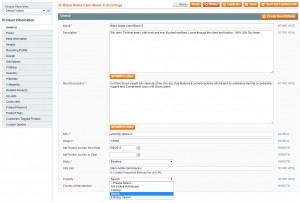 Magento Change Visibility to Search or Catalog