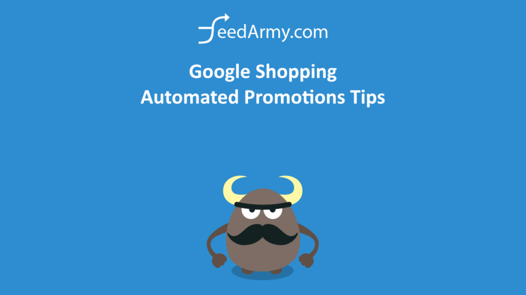 Google Shopping Automated Promotions Tips