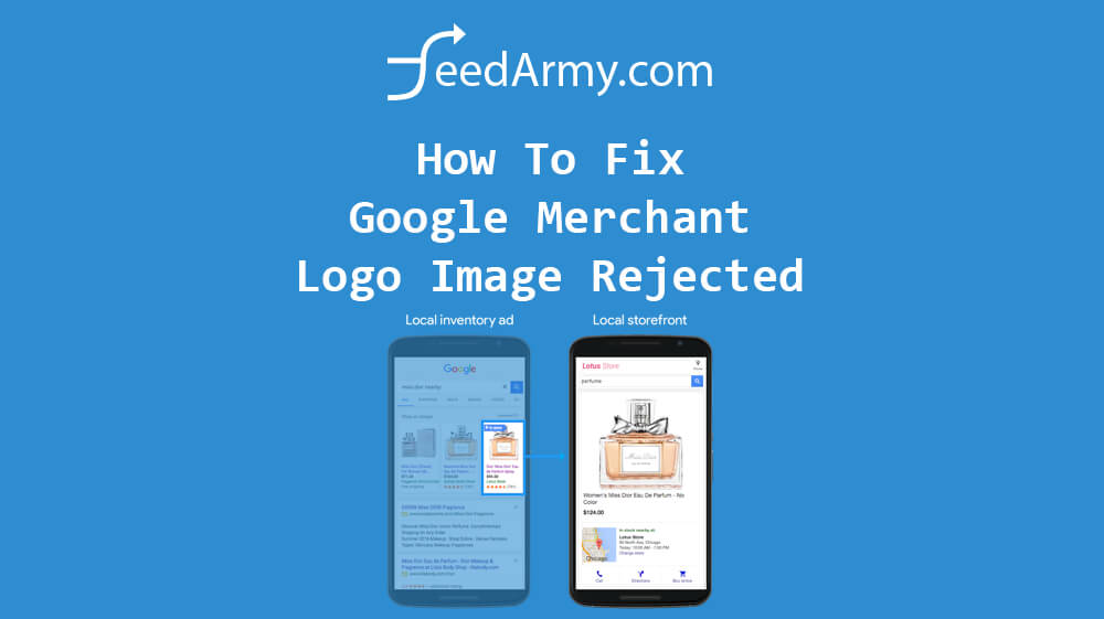 How To Fix Google Merchant Logo Image Rejected