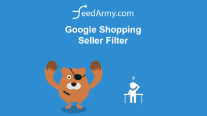 Google Shopping Seller Filter