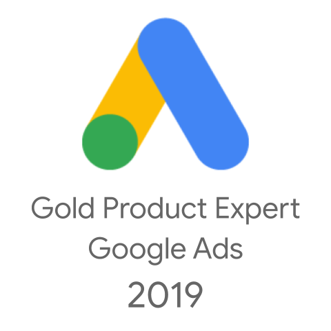 Google Ads Gold Product Expert 2019